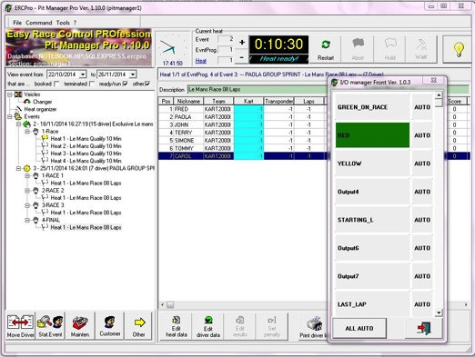 SolutionTiming - Professional Race Timing System - Kart